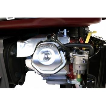Generator de curent O-mac, LC8000D-A Series Loncin, trifazic, putere 7.0 kW, benzina, putere motor 15 Cp, tensiune 380 V, pornire electrica #5