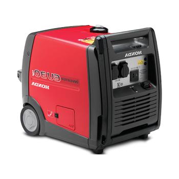 Generator de curent Honda, EU30i Handy, monofazic, putere 2.4 kW, benzina, putere motor 3.5 Cp, tensiune 230 , pornire manuala, portabil insonorizat, inverter