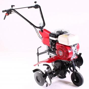 Motosapa FG320 R cu motor Honda, benzina, putere 4.8 Cp,  latime de lucru 81 cm, pornire la sfoara, 1 viteza inainte + 1 inapoi