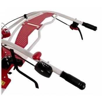 Motosapa PT 750A + roti de cauciuc 4.00 x 8, benzina, putere 7Cp, latime de lucru 60-90 cm, pornire la sfoara, 4 viteze inainte + 2 inapoi #6