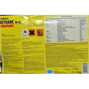 Fungicid Dithane M-45(1 kg) Dow AgroScience #2