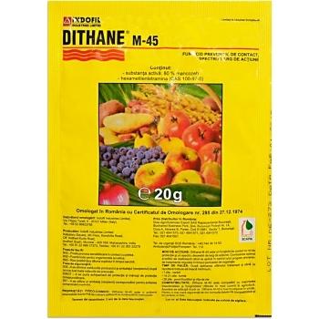 Fungicid Dithane M-45(20 gr) Dow AgroScience