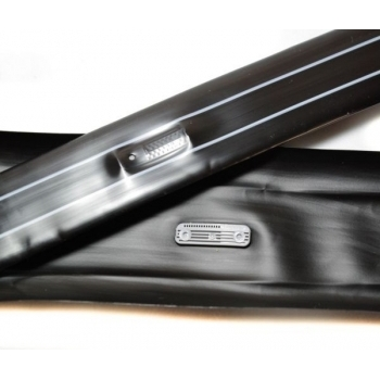 Banda picurare 17mm, 8mil, 30cm, 2.6l/h, 2500m #2