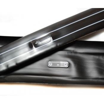 Banda picurare 17mm, 6mil, 80cm, 1.6l/h, 2600m #2
