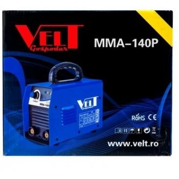 Velt Gospodar MMA 140P Invertor sudura DC IGBT, Vladicom Tools #4
