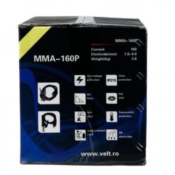 Velt Gospodar MMA 160P Invertor sudura DC IGBT, Vladicom Tools #4