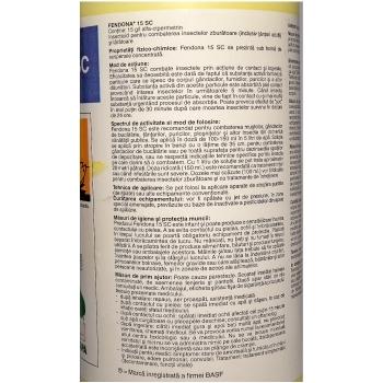 Insecticid Fendona 15 SC(1L) Basf #2