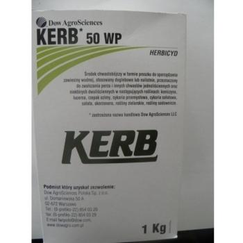 Erbicid selectiv Kerb 50 W, 1 Kg, Dow Agroscience