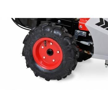Motocositoare Hecht 587, 5 CP, inaltime de lucru 15-90 mm, motor in 4 timpi pe benzina, Hecht #11