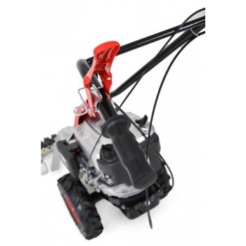 Motocositoare Hecht 587, 5 CP, inaltime de lucru 15-90 mm, motor in 4 timpi pe benzina, Hecht #4