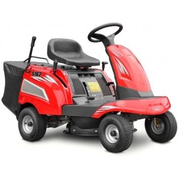 Tractoras de tuns iarba cu autopropulsie , Hecht 5162, 6.5 CP, inaltime de lucru 30-90 mm, Hecht