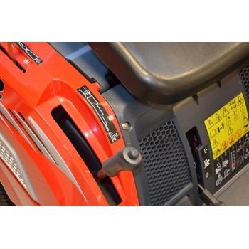 Tractoras de tuns iarba cu autopropulsie , Hecht 5162, 6.5 CP, inaltime de lucru 30-90 mm, Hecht #3