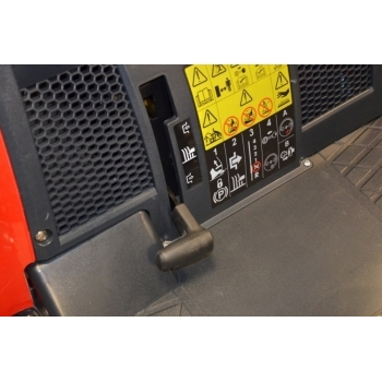 Tractoras de tuns iarba cu autopropulsie , Hecht 5162, 6.5 CP, inaltime de lucru 30-90 mm, Hecht #4