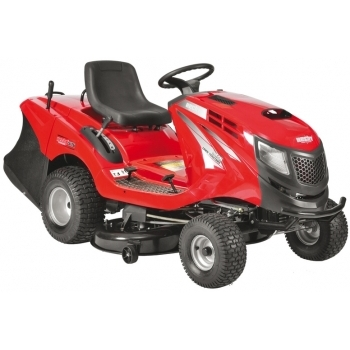 Tractoras de tuns iarba cu autopropulsie, hidrostatic, Hecht 5176,  motor in 4 timpi, 17.5 CP, inaltimea de taiere 30-90 mm, Hecht