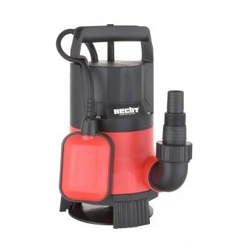 Pompa de apa submersibila Hecht 3400, 400 W, debit 8000 l/h, Hecht