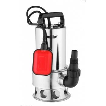 Pompa submersibila electrica, pentru apa murdara, Hecht 3011, 1100 W, debit 16000 l/h, Hecht