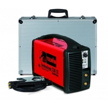 Invertor sudura MMA Telwin Technology 238 CE/MPGE CC, 180 A, electrod 1.6-4.0 mm