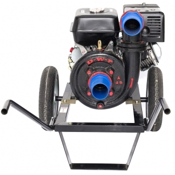 Motopompa Gardelina DWP 390 k, benzina, 13 cp, adancime abrsorbtie 7m,  debit refulare 1000l/h #3