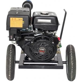 Motopompa Gardelina DWP 390 k, benzina, 13 cp, adancime abrsorbtie 7m,  debit refulare 1000l/h #4