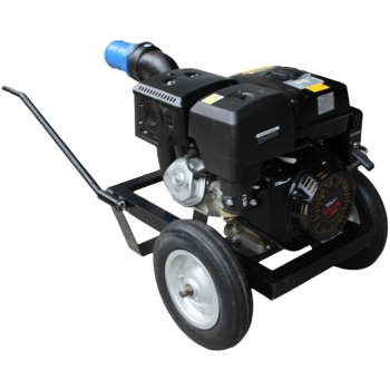 Motopompa Gardelina DWP 390 k, benzina, 13 cp, adancime abrsorbtie 7m,  debit refulare 1000l/h #5