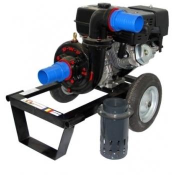 Motopompa Gardelina DWP 390 k, benzina, 13 cp, adancime abrsorbtie 7m,  debit refulare 1000l/h #7