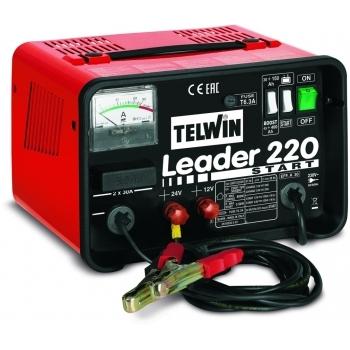 Robot de pornire Telwin Leader 220 Start 12-24V, 230 V, putere absorbtie 0.8-3.6 kW