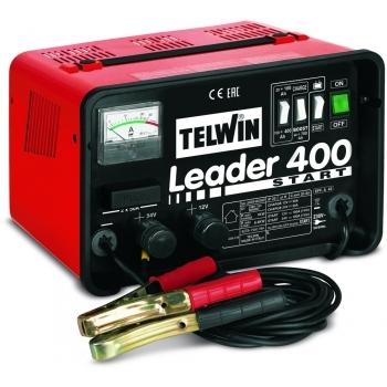 Robot de pornire Telwin Leader 400 Start 12-24V, 230 V, putere absorbtie 1-6.4 kW