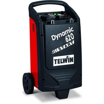 Robot de pornire Telwin Dynamic 620 Start 12-24V, 230 V, putere absorbtie 2-10 kW