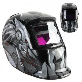 Masca de sudura cu cristale lichide Intensiv Transformers, cu filtru de la 9 la 13
