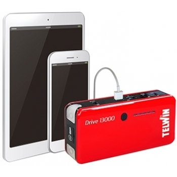 Dispozitiv de pornire Telwin Drive 13000, 230 V, 450-800 A #7