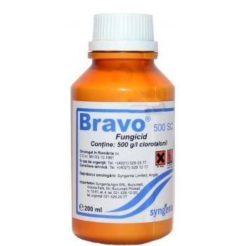 Fungicid Bravo 500 SC(200ml) Syngenta
