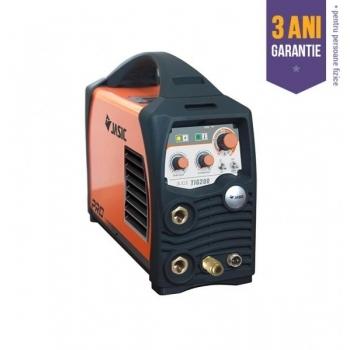 Aparat de sudura TIG/WIG Jasic TIG  200, 180 A/200 A, 230 V