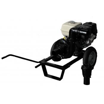 Motopompa Gardelina DWP 390 H3, motor Honda, benzina, 11 cp, adancime abrsorbtie 7m,  debit refulare 1000l/h #7