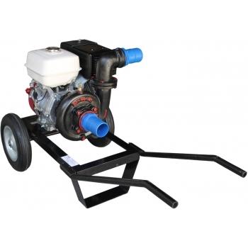 Motopompa Gardelina DWP 390 H3, motor Honda, benzina, 11 cp, adancime abrsorbtie 7m,  debit refulare 1000l/h #6