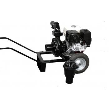 Motopompa Gardelina DWP 390 H4, motor Honda, benzina, 11 cp, adancime abrsorbtie 7m,  debit refulare 1000l/h #4