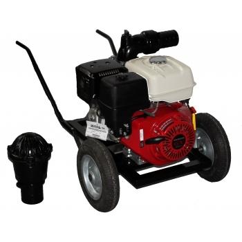Motopompa Gardelina DWP 390 H4, motor Honda, benzina, 11 cp, adancime abrsorbtie 7m,  debit refulare 1000l/h #12