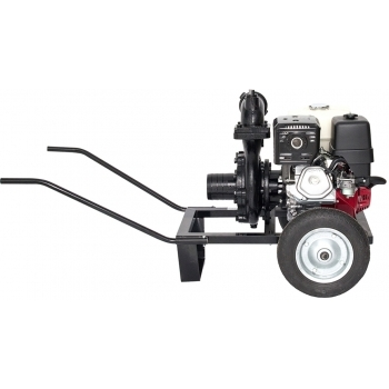 Motopompa Gardelina DWP 390 H4, motor Honda, benzina, 11 cp, adancime abrsorbtie 7m,  debit refulare 1000l/h #8
