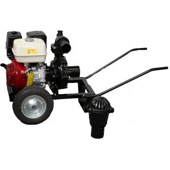 Motopompa Gardelina DWP 390 H4, motor Honda, benzina, 11 cp, adancime abrsorbtie 7m,  debit refulare 1000l/h #2