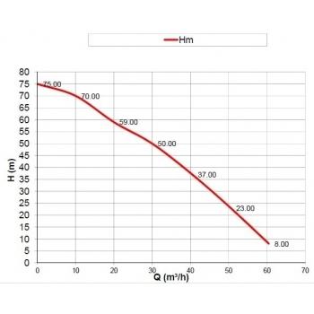 Motopompa Gardelina DWP 390 H4, motor Honda, benzina, 11 cp, adancime abrsorbtie 7m,  debit refulare 1000l/h #13