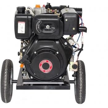 Motopompa Gardelina DWP 188 K, motorina, 12 cp, adancime abrsorbtie 7m,  debit refulare 1000l/h #3