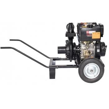 Motopompa Gardelina DWP 188 K, motorina, 12 cp, adancime abrsorbtie 7m,  debit refulare 1000l/h #2