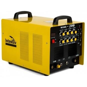 Invertor de sudura TIG/WIG Intensiv  WSME 200 AC/DC, 200A, 230 V, electrod 1.6-3.25 mm