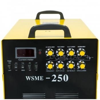 Aparat de sudura TIG/WIG Intensiv WSME 250 AC/DC, 250 A,  400 V, electrod 1.6-3.25 mm #4