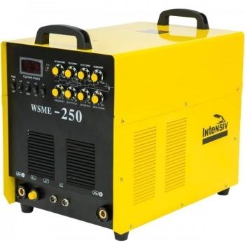 Aparat de sudura TIG/WIG Intensiv WSME 250 AC/DC, 250 A,  400 V, electrod 1.6-3.25 mm
