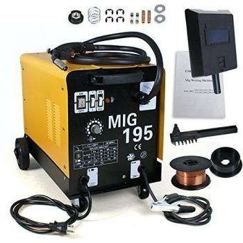 Aparat de sudura MIG/MAG Giant MIG 195, 180 A, 230 V #2