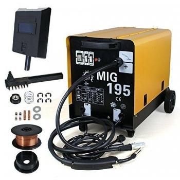 Aparat de sudura MIG/MAG Giant MIG 195, 180 A, 230 V
