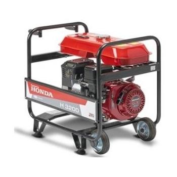 Generator de curent Honda, H 3200, monofazic, putere 4.78 kW, benzina, putere motor 6.5 Cp, tensiune 230 V, pornire manuala, Anadolu