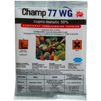 Fungicid Champ 77 WG(30 gr) Nufarm