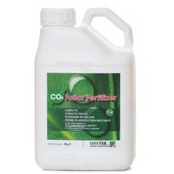 Ingrasamant CO2 Fertilizer lichid cu aplicare foliara, 5kg, EuroTSA