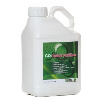Ingrasamant CO2 Fertilizer lichid cu aplicare foliara, 5kg, EuroTSA #2